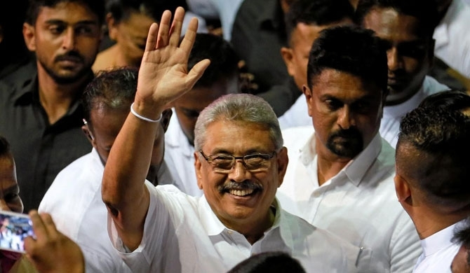 Gota's intel informs of assassination attempt : Complains to President