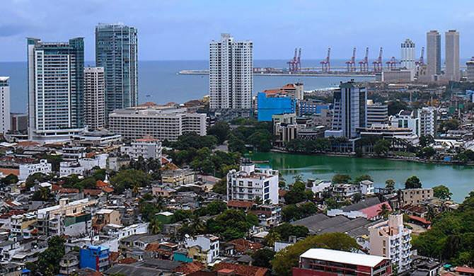 Colombo at risk of sinking due to port city!
