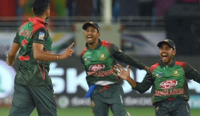 Bangladesh thrash Sri Lanka after Mushfiqur Rahim century