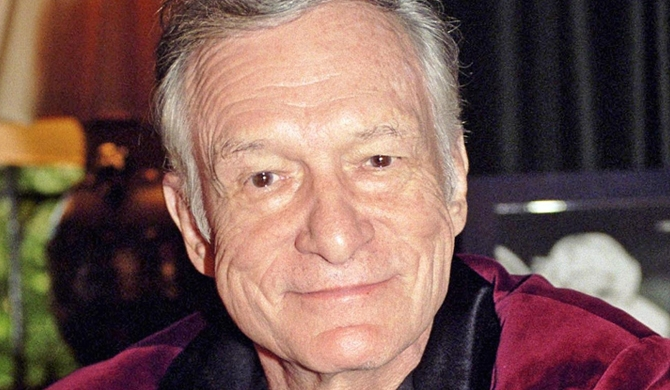 Hugh Hefner no more
