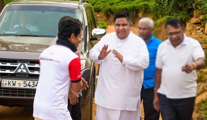 Chamara requests for 2nd vehicle permit