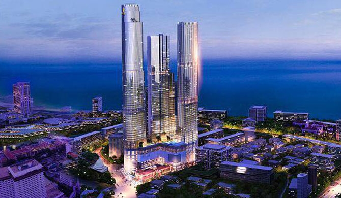 JW Marriott Hotel & Residences officially launched
