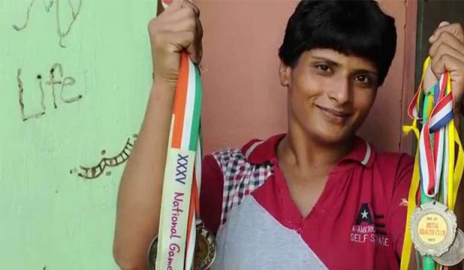 Indian child bride who became a wrestling champion (Video)