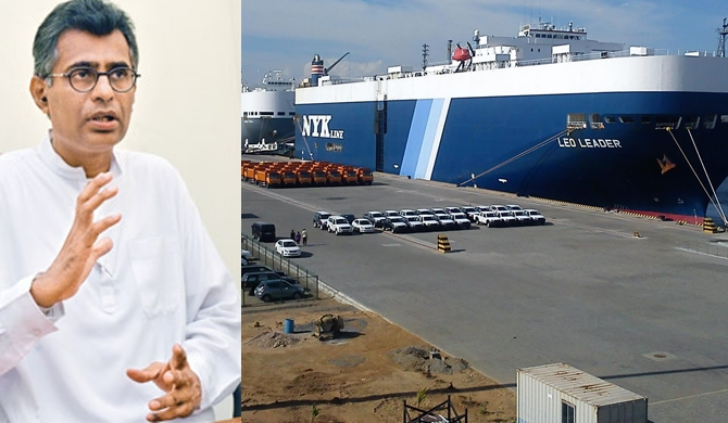 Champika to leave H'tota port subcommittee!