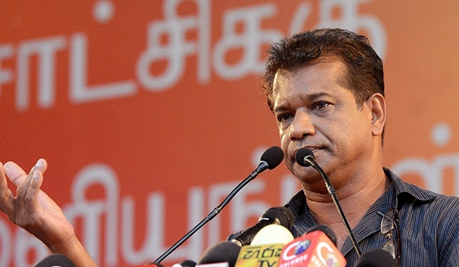 JVP to field candidate at presidential polls