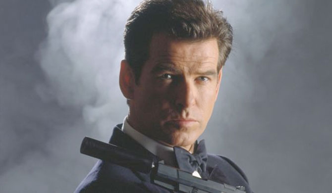 Next 007 should be a woman - Pierce Brosnan