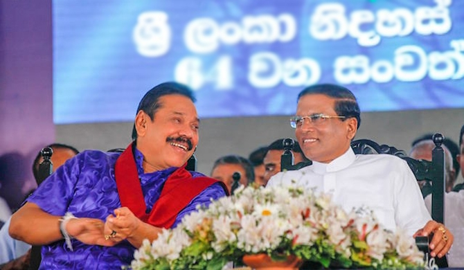 SLFP seniors attempting to unite Maithri-Mahinda!