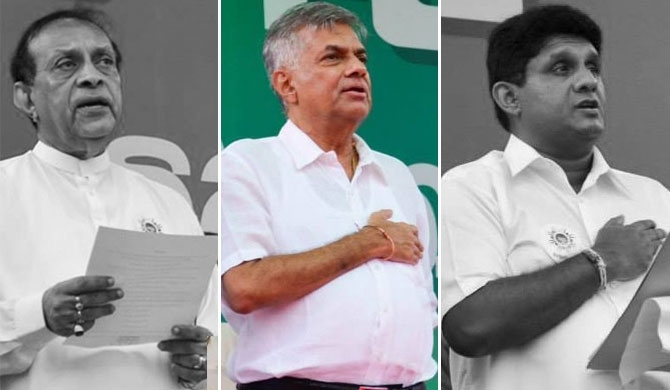 Secret vote this week to select UNP candidate