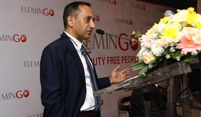 Flemingo opens first of its kind duty free store at BIA