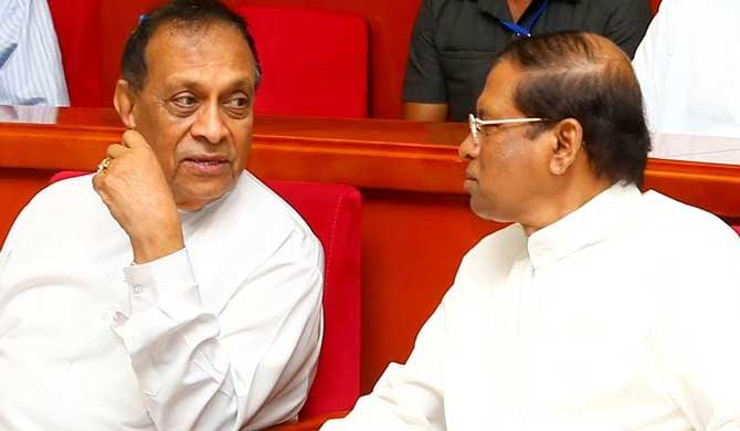 Maithri - Karu meeting ends on positive note