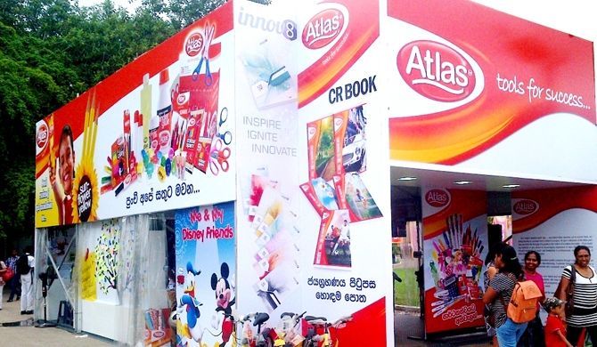 ATLAS leads Most Loved Brands in SL