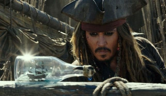 Johnny Depp axed from Pirates of the Caribbean