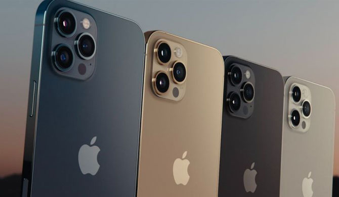 Apple unveils iPhone 12 range (Video)