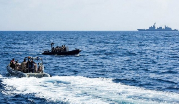 Pirates hijack SL freighter off Somali Coast