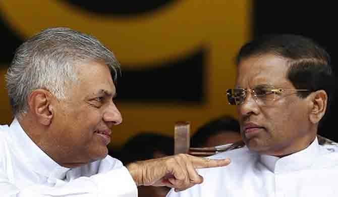 Will Ranil step down? He had a meeting with president!