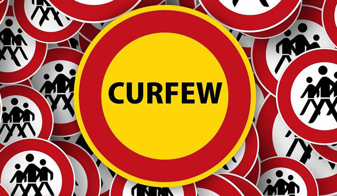 Curfew relaxed further