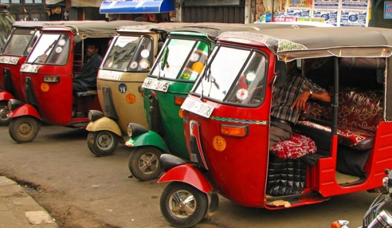 Trishaw business in trouble