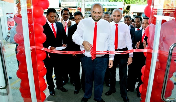 Chinese Dragon Café expands to Nugegoda