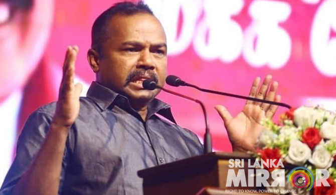 Won't change statement - Karuna