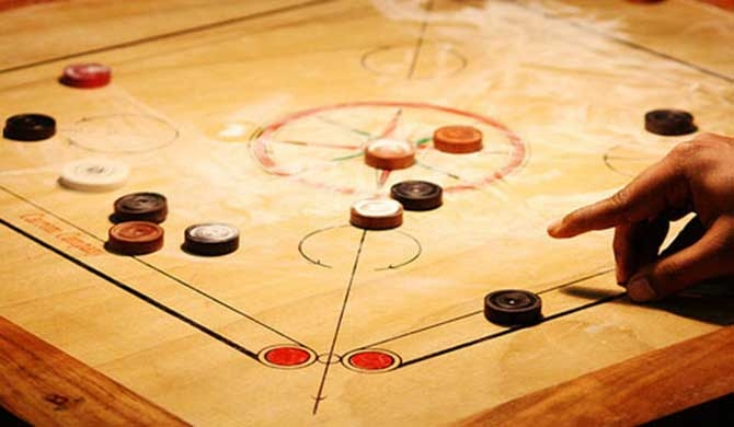 8-member contingent to world carrom championship