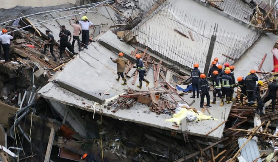 Action against officials responsible for collapsed Wellawatte building