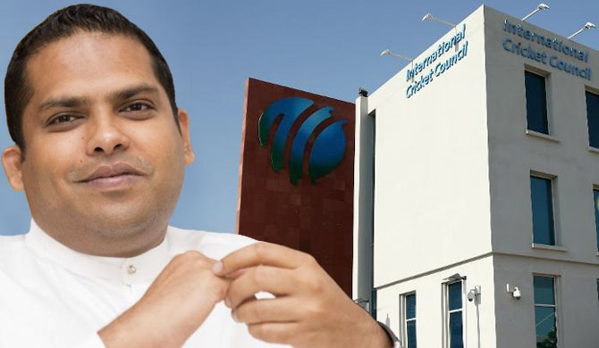 ICC Anti Corruption officer in SL soon
