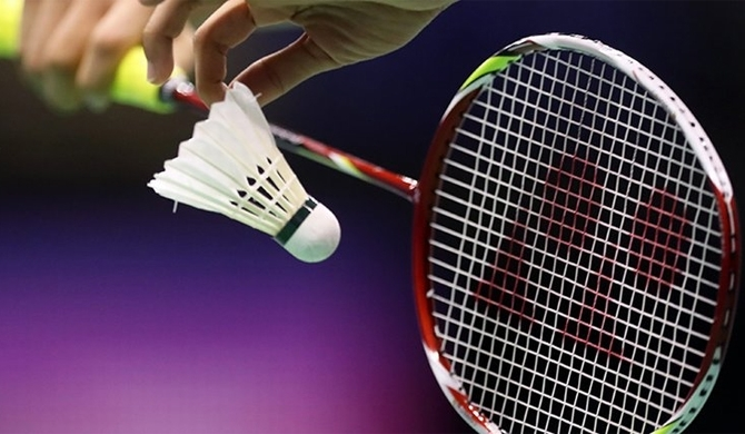 Int'l Masters Badminton C'ship from Nov. 26-28