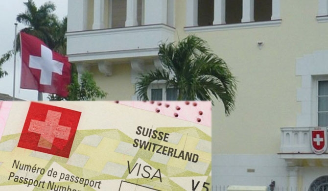 Swiss visas to Lankans suspended