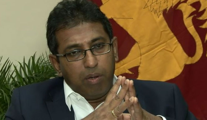 Trash S'pore won't be brought to SL - Harsha