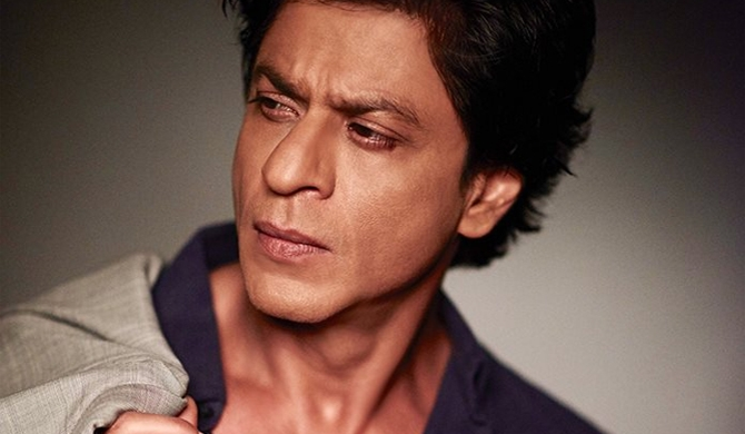 I don't feel my age - SRK