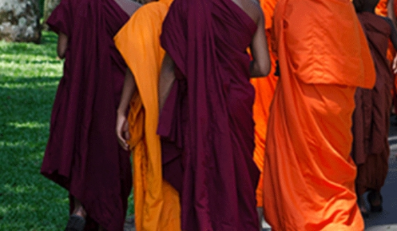 Sangha dispute conspiracy at a temple in Maharagama!
