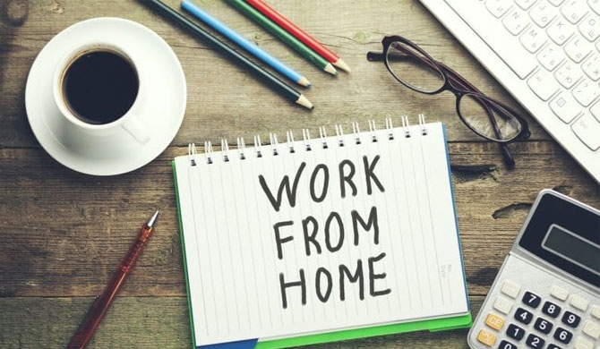 Govt. extends 'work from home' period