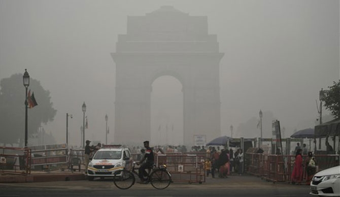 Indian SC slam officials over deadly Delhi smog