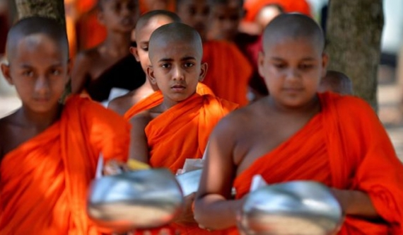 1,000 children to enter monkhood
