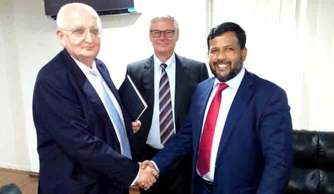 World's shipping giant backs Sri Lanka shipping liberalisation