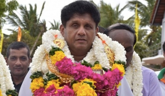 Sajith ready to contest independently : Official announcement on 12th?