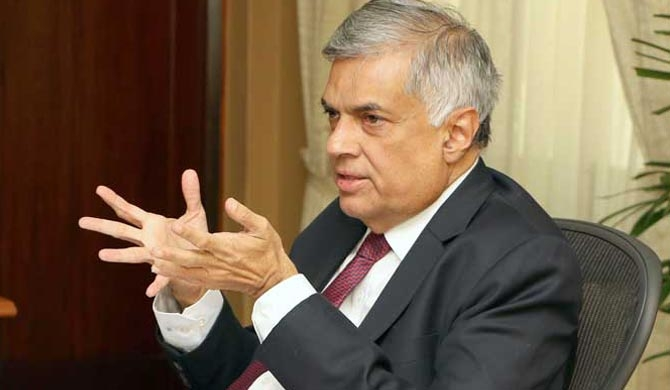 Ranil bans acting ministers from attending Cabinet meetings