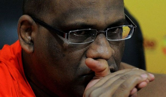 Gnanasara Thera's life is in danger, BBS tells president