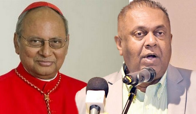 """Disgusting to reject human rights"" – Mangala Samaraweera"