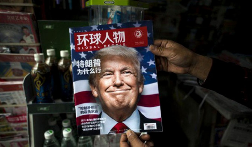 Trump hints US 'One China' policy could end