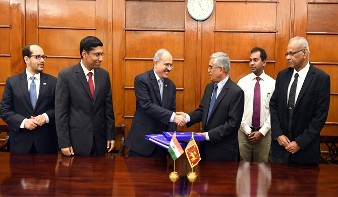 USD 318m Credit Line from India to develop Sri Lanka Railways