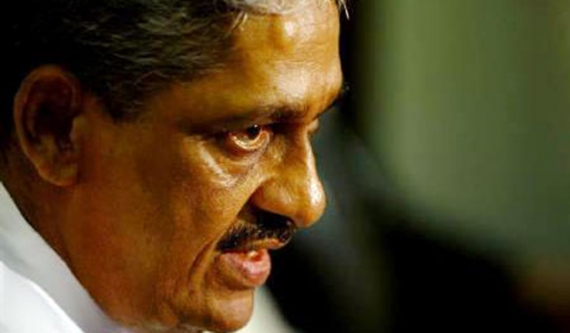Ranil promised me UNP deputy leader position - Fonseka