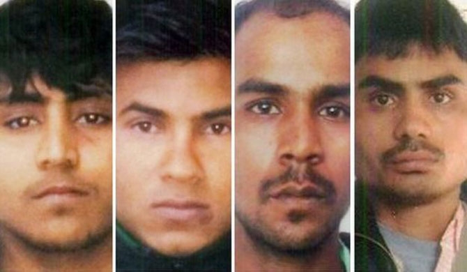 India executes 4 for Nirbhaya rape & murder