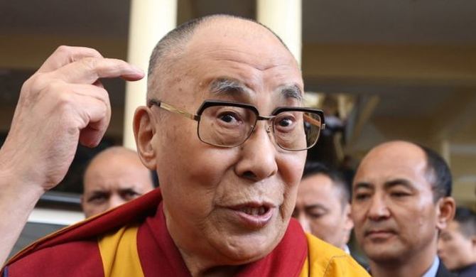 Dalai Lama launches free mobile app