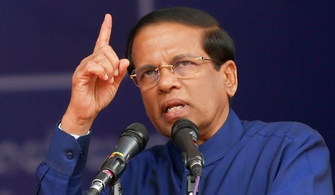 Be prepared for an year of elections - president tells SLFP