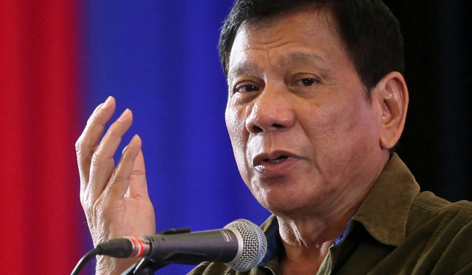 Duterte asks Filipinos to leave Kuwait