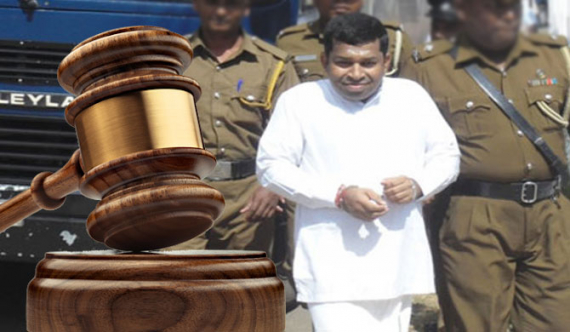 Pillayan granted bail in Pararajasingham murder case