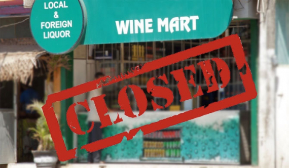 Liquor stores to remain closed