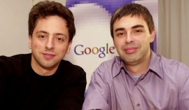 Google co-founders resign