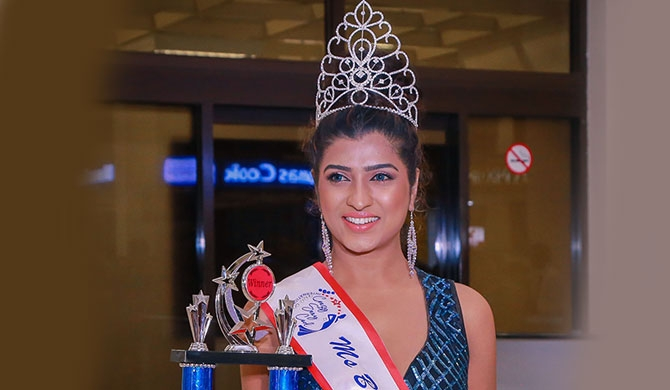 Nuwandika wins Miss British Empire 2018 title
